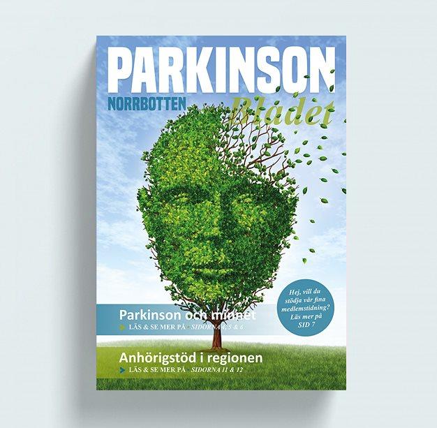 Nr 3 av ParkinsonBladet